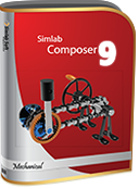 SimLab Composer Mechanical (Win64/Mac)